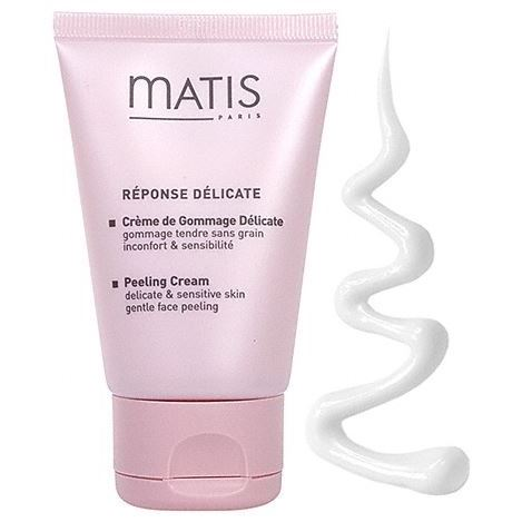 Крем Matis Peeling Cream delicate & sensitive skin 50 мл the yeon canola honey silky hand cream крем для рук с экстрактом меда канола 50 мл