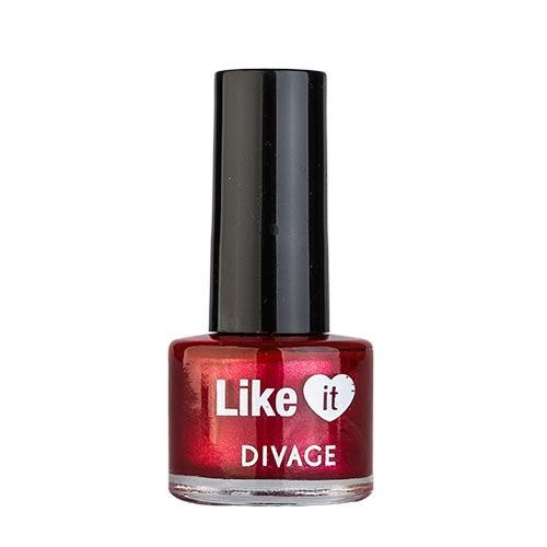 Лак для ногтей Divage Nail Polish Like It (06) лак для ногтей divage pastel nail polish 08 цвет 08 variant hex name a3dbc0