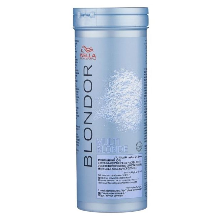 Краска для волос Wella Professionals Multi Blonde Powder (800 г) краска для волос wella professionals blondor freelights white lightening powder 400 гр