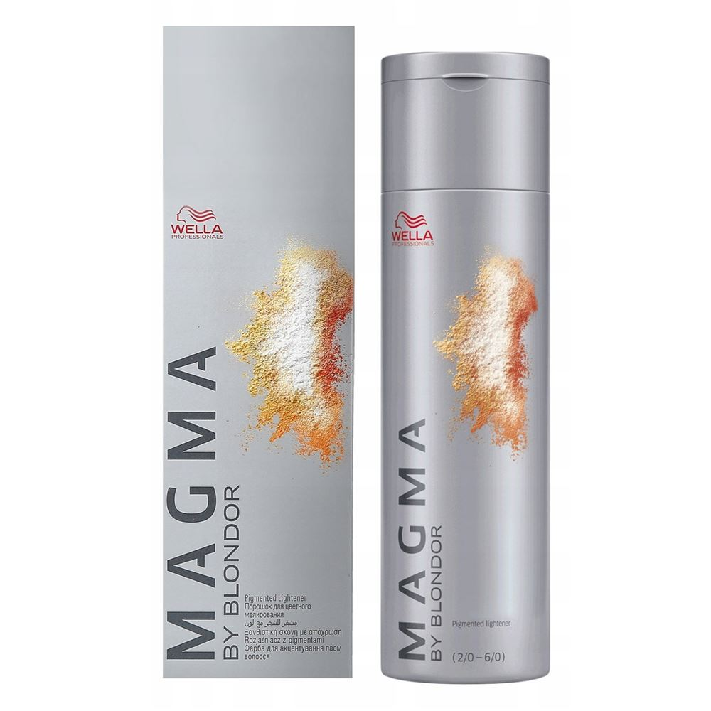 Краска для волос Wella Professionals Magma By Blondor (/89+) краска для волос wella professionals blondor freelights white lightening powder 400 гр