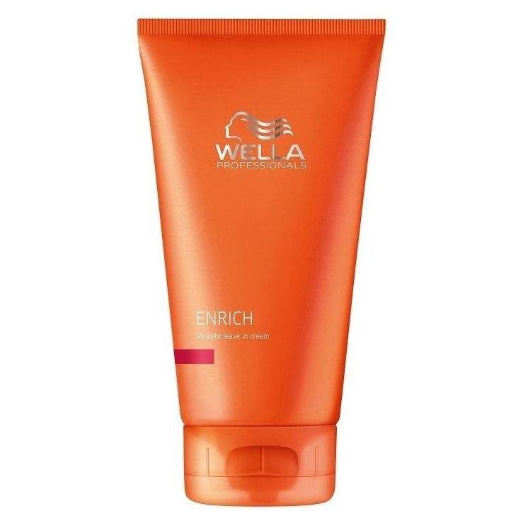 Крем Wella Professionals Straight Leave-In Cream  150 мл