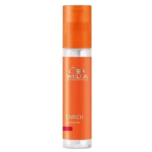 Сыворотка Wella Professionals Hair Ends Elixir 40 мл wella professionals enrich line питательный эликсир для кончиков волос 40мл
