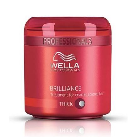 Крем Wella Professionals Treatment for Coarse Colored Hair 500 мл wella питательная крем маска для жестких волос wella enrich moisturising treatment for coarse hair 81267023 500 мл