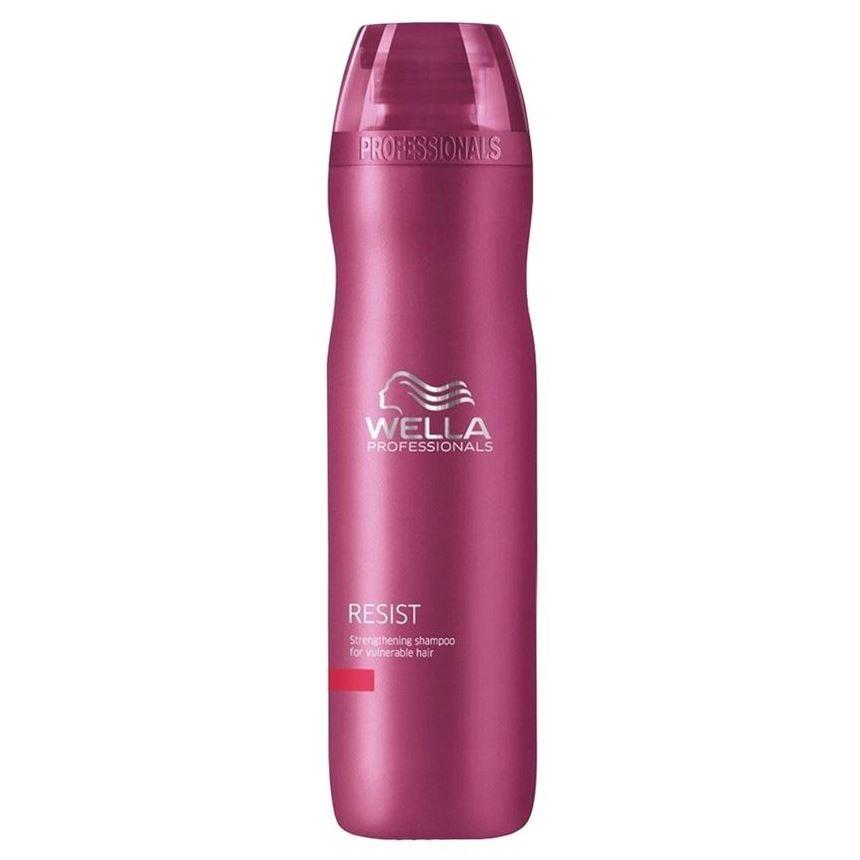 Шампунь Wella Professionals Strengthening Shampoo 250 мл garnier шампунь тройное восстановление укрепляющий для поврежденных и ослабленных волос 250 мл