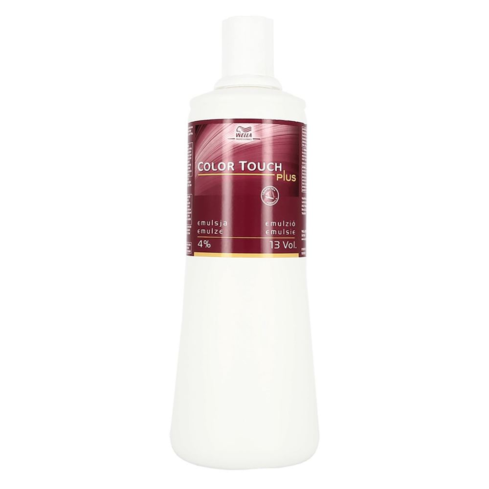 Оксидант Wella Professionals Color Touch Plus Emulsion (4%) оксидант wella professionals color touch emulsion 1000 мл