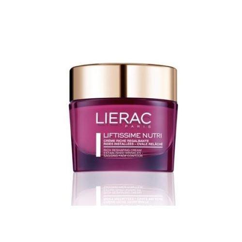 Крем Lierac Cream Nutri 50 мл lierac сыворотка интенсивный лифтинг лифтиссиме 30 мл