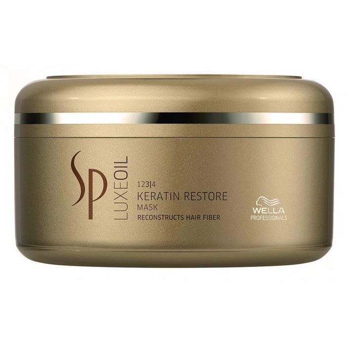 Маска Wella SP Keratin Restore Mask wella sp шампунь для защиты кератина волос luxe line keratin 200 мл