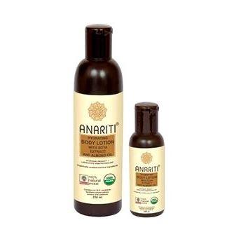 Лосьон Anariti Hydrating Body Lotion лосьоны artdeco лосьон для тела увлажняющий hydrating body lotion skin purity 200 мл
