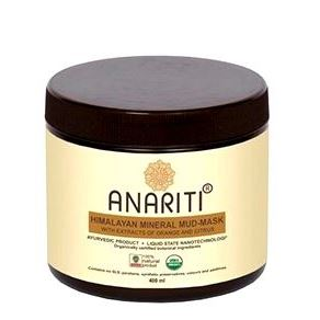 Маска Anariti Himalayan Mineral Mud-mask With Extract Of Aloe Vera And Honey
