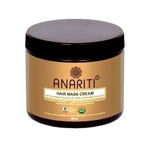 Маска Anariti Hair Mask Cream anariti vitalizing body cream