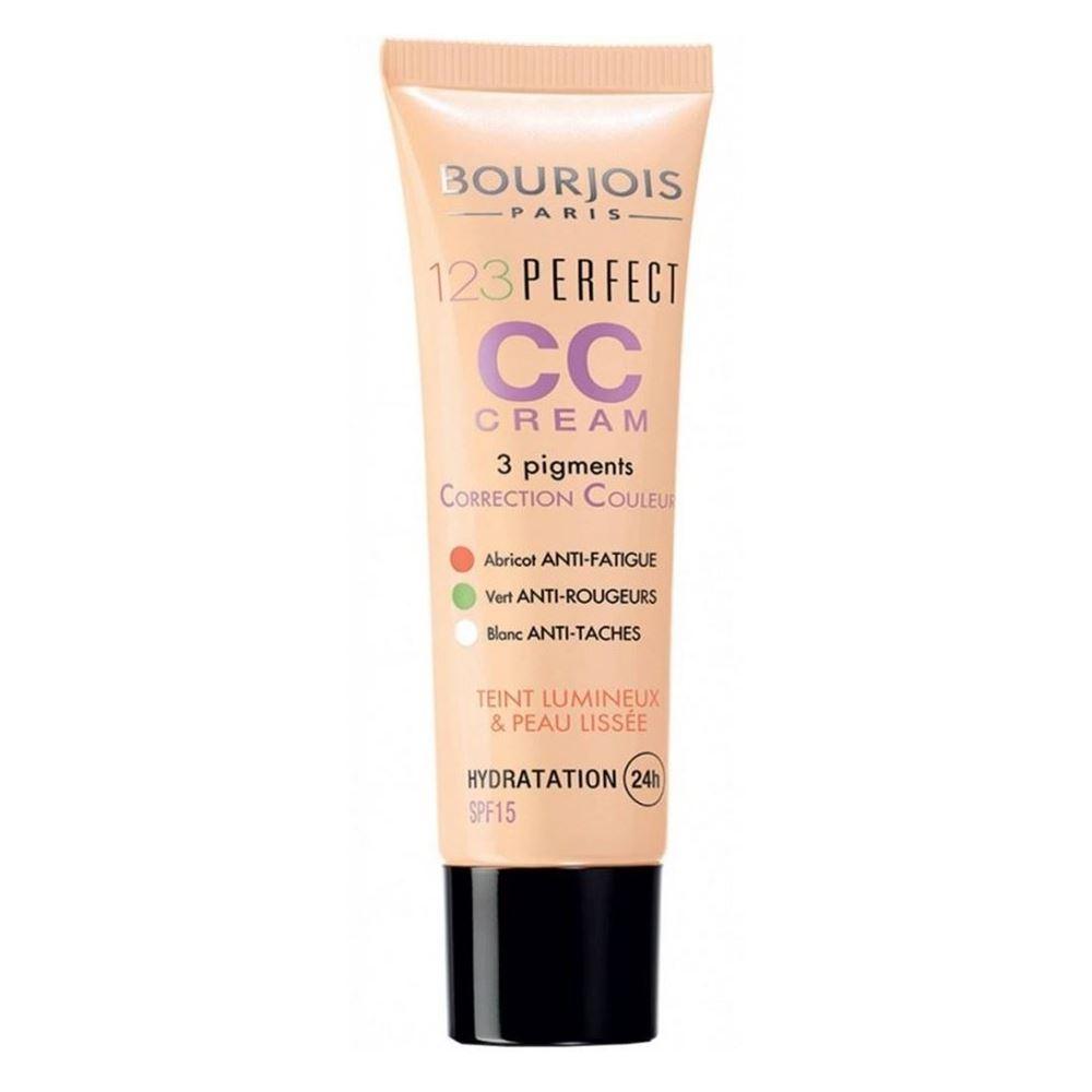 Тональный крем Bourjois 123 Perfect CC Cream (34) chanel 5ml cc cc cream