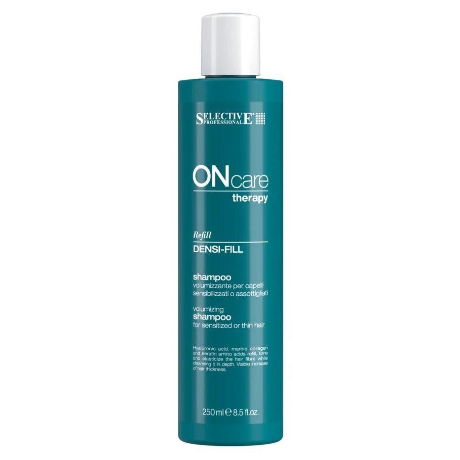 Шампунь Selective Professional Densi-fill Shampoo 250 мл selective professional power shampoo серебряный шампунь для седых волос 250 мл