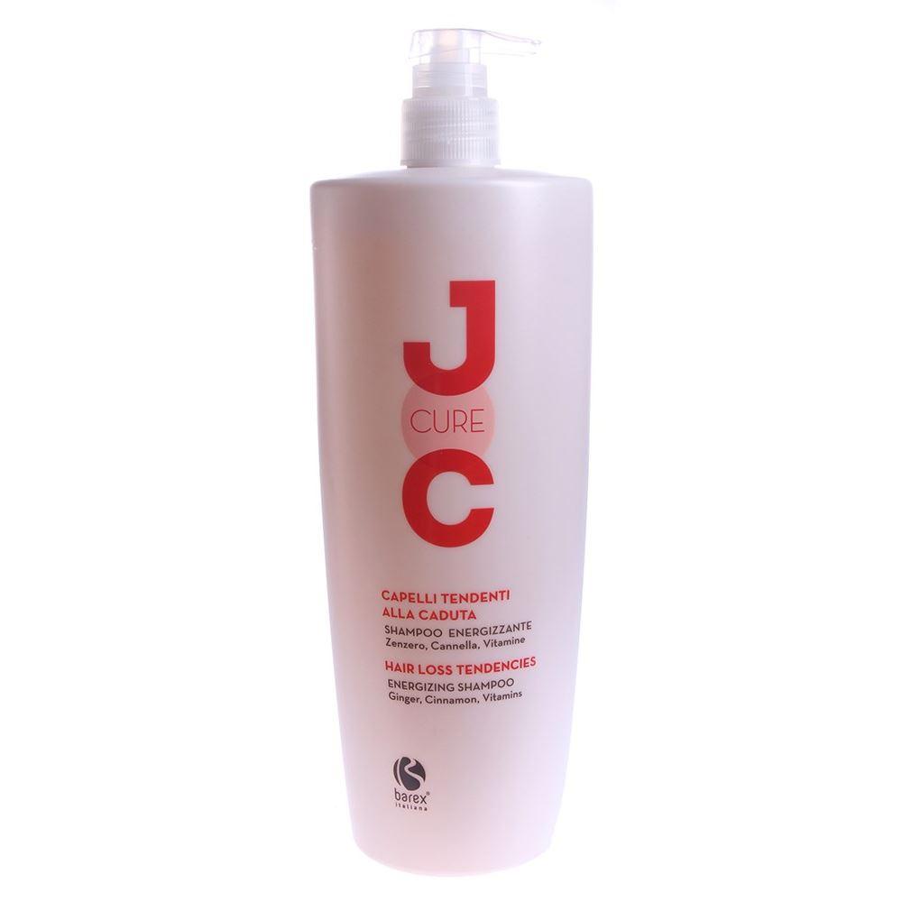 Шампунь Barex Energizing Shampoo 250 мл llang red ginseng energizing hair shampoo объем 500 мл