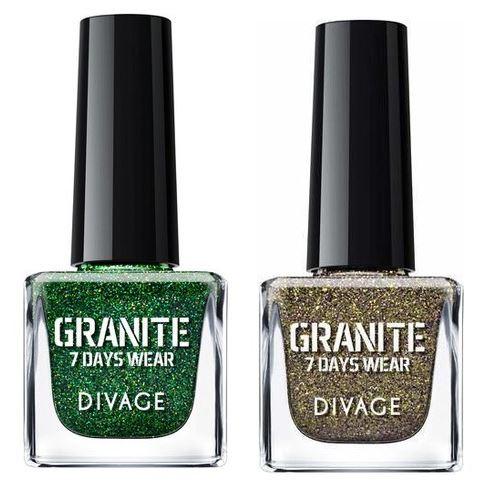 Лак для ногтей Divage Granite 7 Days Wear Nail Polish (20)