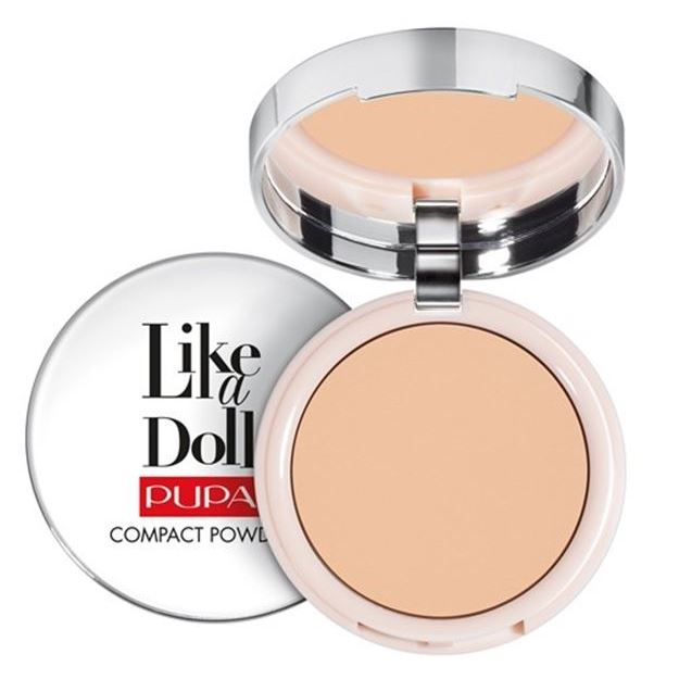 Пудра Pupa Like a Doll Compact Powder (04) mac splash and last pro longwear powder устойчивая компактная пудра dark tan