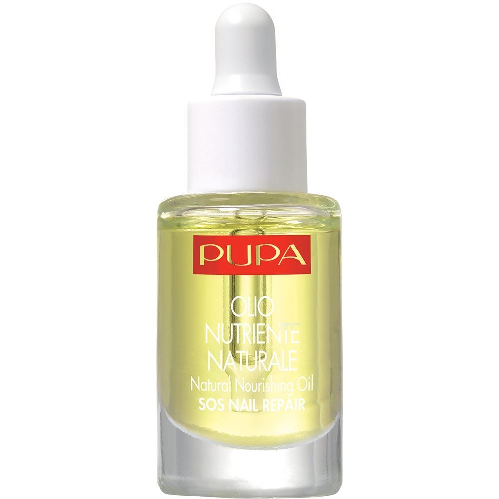 Масло Pupa Sos Nail Repair Natural Nourishing Oil 8 мл pupa натуральное питательное масло natural nourishing oil 8 мл