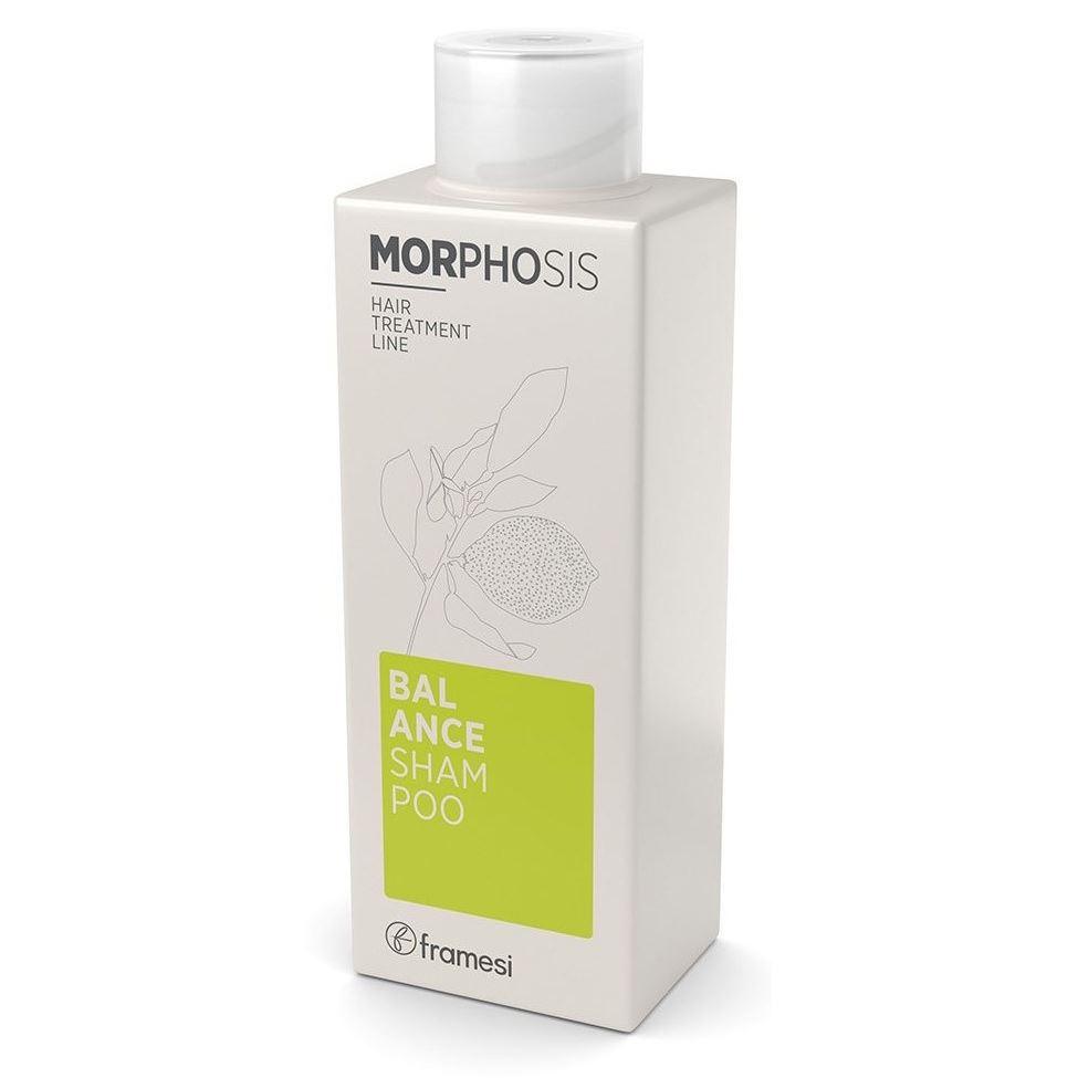 Шампунь Framesi Balance Shampoo 250 мл шампунь nouvelle every day herb shampoo 250 мл
