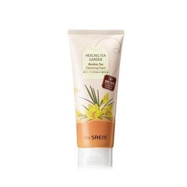 Пенка The Saem Healing Tea Garden Rooibos Tea Cleansing Foam цена 2016