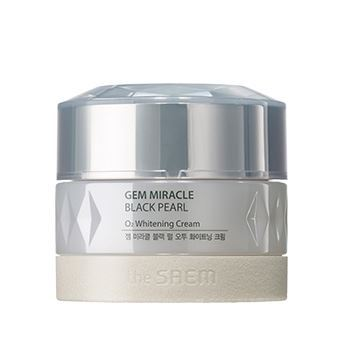 Крем The Saem Black Pearl O2 Whitening Cream the saem whitening vita cream