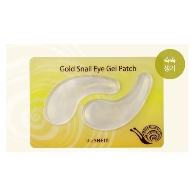 The Saem Gold Snail Eye Gel Patch (60 шт) guess by marciano куртка мужская