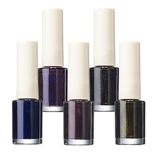 Лак для ногтей The Saem Saemmul Glitter Nails (GGR 02) тушь для ресниц the saem saemmul black fixer mascara 7 г