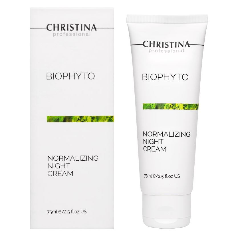 Ночной уход Christina Normalizing Night Cream ночной уход anariti vitalizing night cream