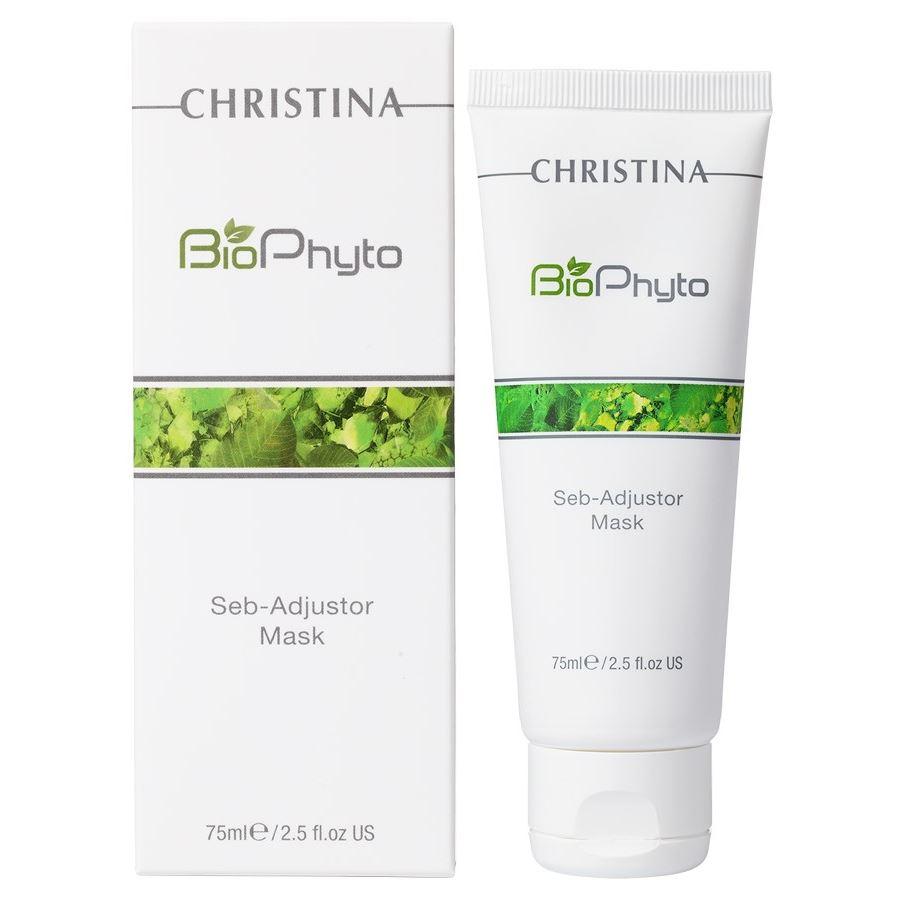 Маска Christina Seb- Adjustor Mask 75 мл маска себорегулирующая christina christina mp002xw0dq9t