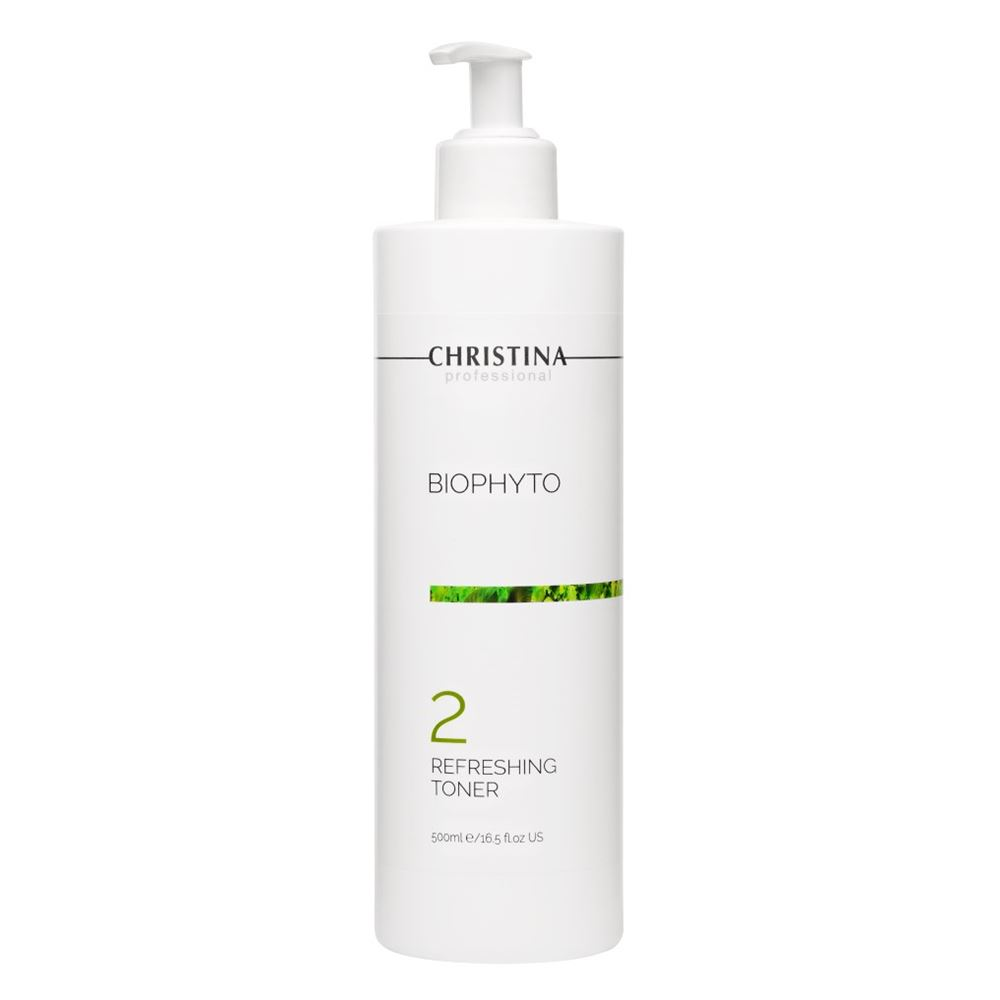Тоник Christina Step 2 Refreshing Toner christina step 2 scrub