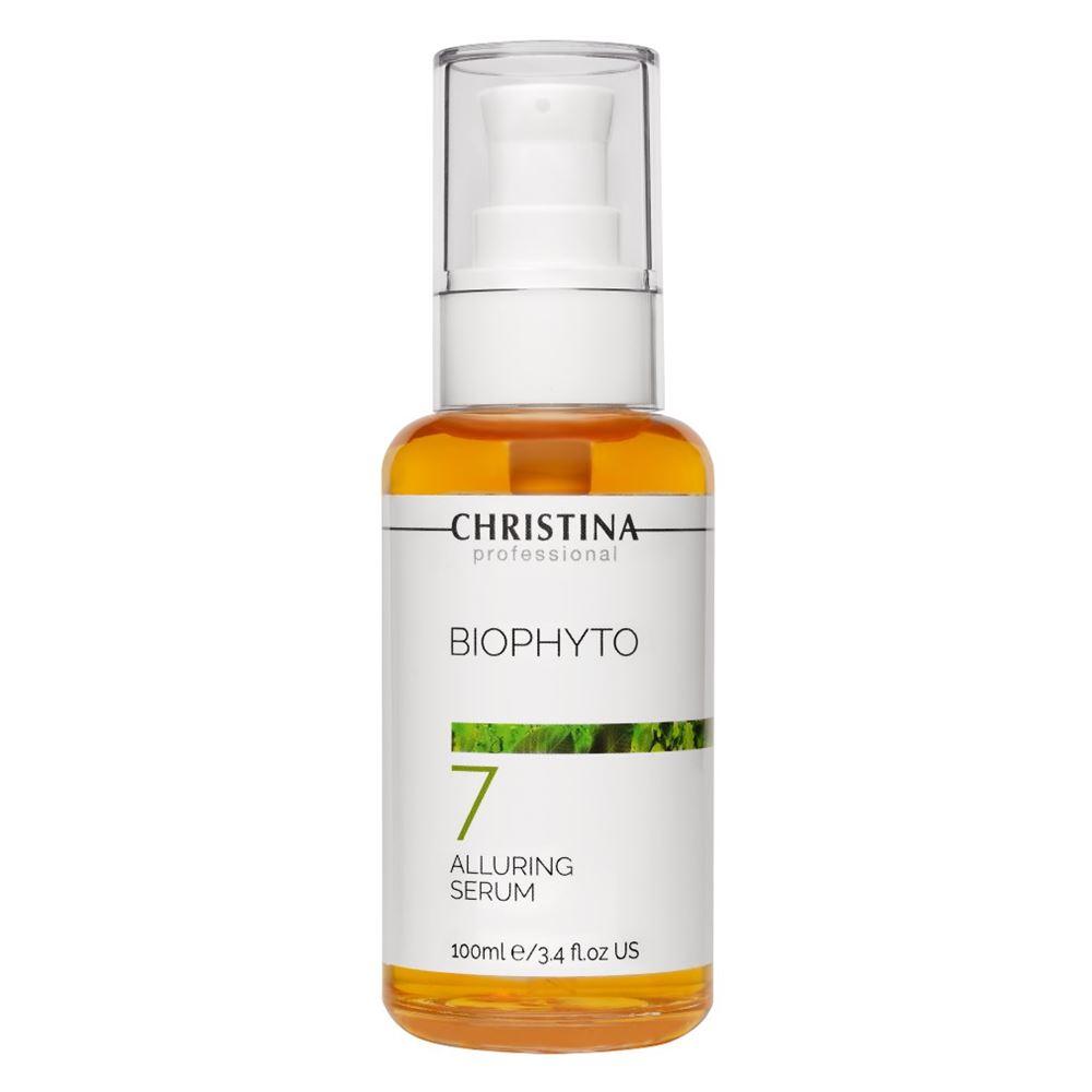 Сыворотка Christina Step 7 Alluring Serum омолаживающая сыворотка шаг 3 100 мл christina