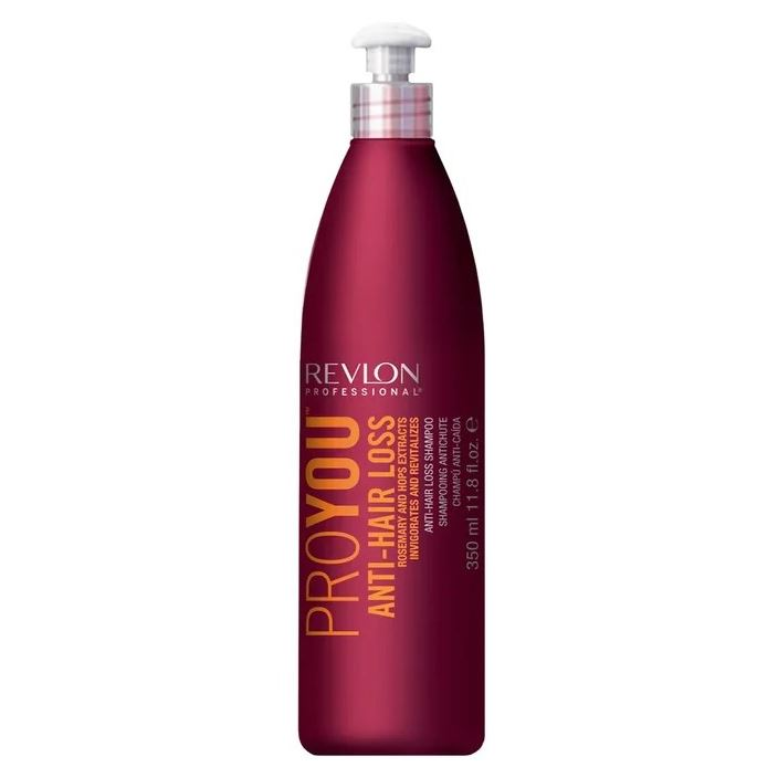 Шампунь Revlon Professional Anti - Hair Loss Shampoo 350 мл шампуни revlon professional шампунь кондиционер uniq one conditioning shampoo 300 мл