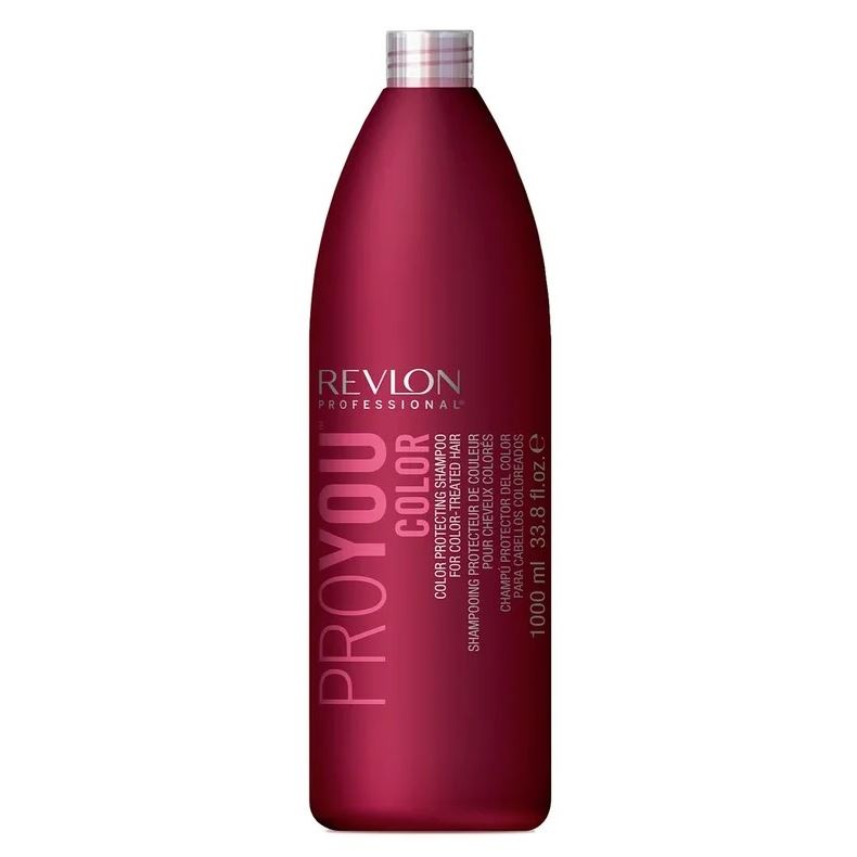 Шампунь Revlon Professional Color Shampoo 350 мл шампуни revlon professional шампунь кондиционер uniq one conditioning shampoo 300 мл