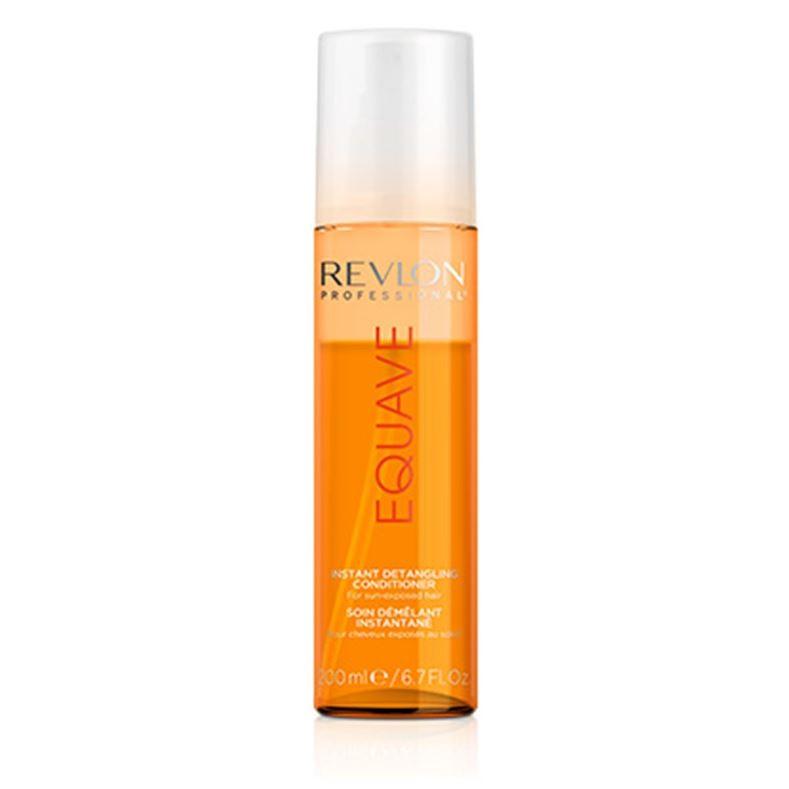 Кондиционер Revlon Professional Instant Beauty Sun Protection Detangling Conditioner кондиционер envy professional gentle detangling conditioner объем 250 мл