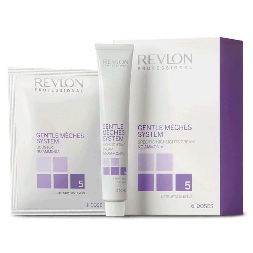 цена на Набор: Краска для волос Revlon Professional Gentle Meches System  (Набор)
