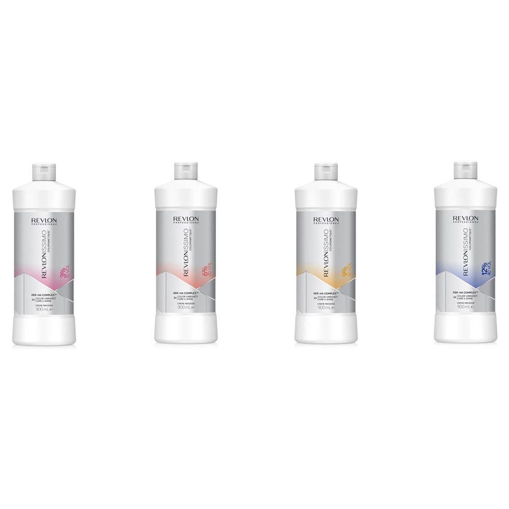 Оксидант Revlon Professional Creme Peroxide  (6% ( 90 мл )) крем schwarzkopf professional 4 ultra strong control mighty matte creme 85 мл