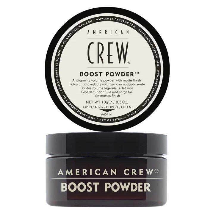 Пудра American Crew Boost Powder (10 г) american crew пудра для объема волос boost powder 10гр