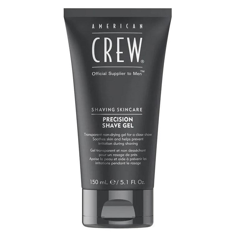 Гель American Crew Precision Shave Gel  Crew Shaving Skincare 450 мл крем american crew moisturizing shave cream crew shaving skincare 150 мл