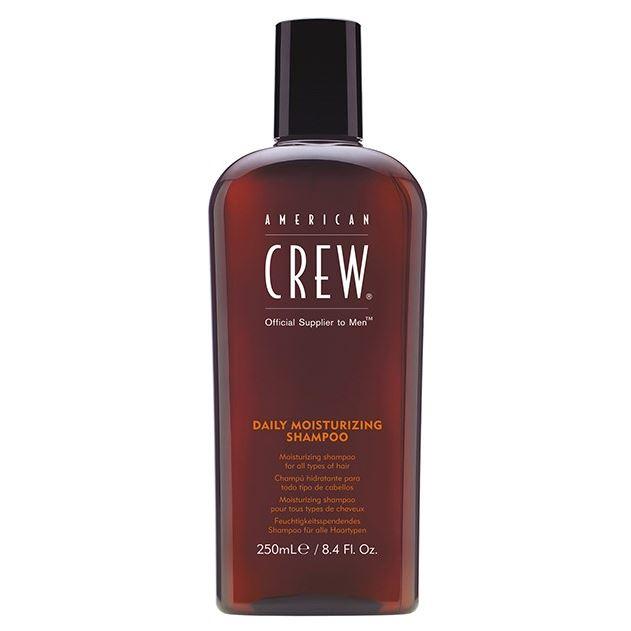 Шампунь American Crew Daily Moisturizing Shampoo american crew шампунь для седых и седеющих волос classic gray shampoo 250 мл