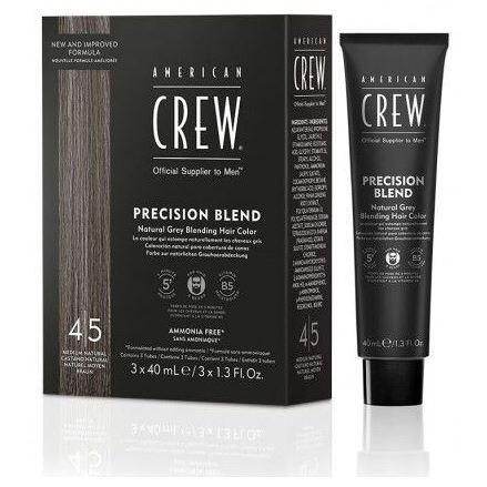 где купить Краска для волос American Crew Precision Blend 4/5 40 мл дешево