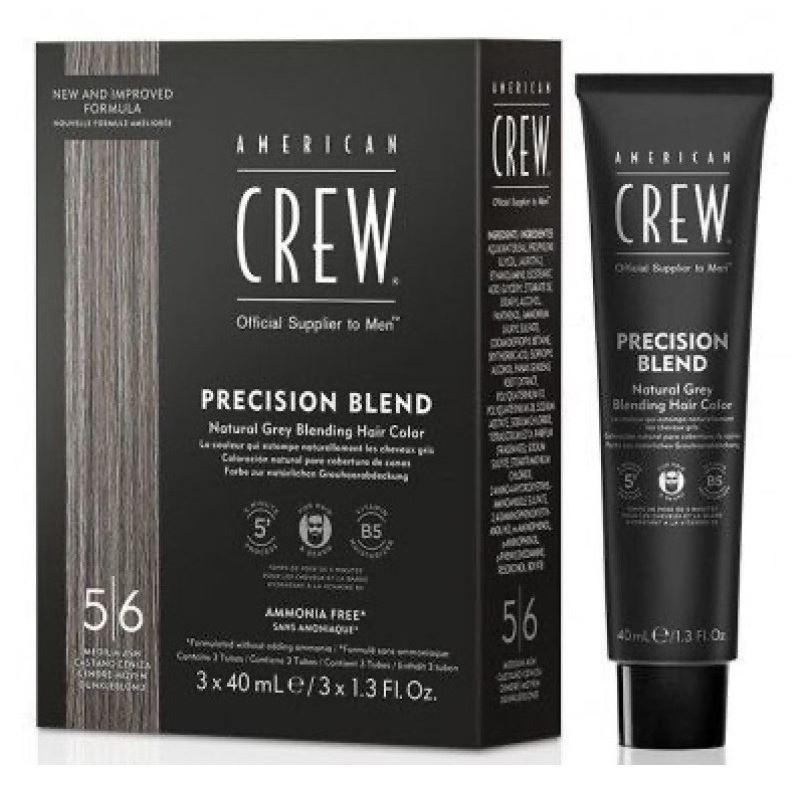 все цены на  Краска для волос American Crew Precision Blend 5/6  онлайн