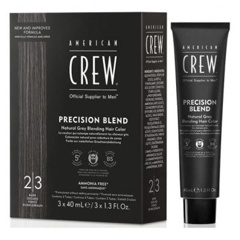 все цены на  Краска для волос American Crew Precision Blend 2/3  онлайн