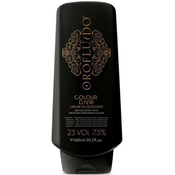 Оксидант Orofluido Cream Oil Developer 600 мл цена и фото