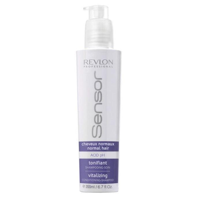 Кондиционер Revlon Professional Vitalizing Shampoo 750 мл marlies moller specialist сухой шампунь придающий объем с шелком 4г