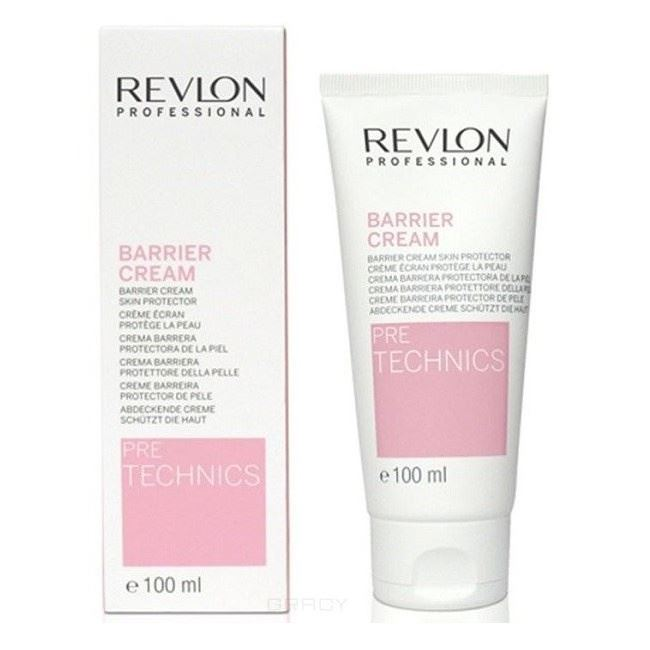 Крем Revlon Professional Barrier Cream 100 мл schwarzkopf professional крем защитный для кожи igora skin protection cream 100мл