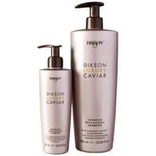 Шампунь Dikson LUXURY CAVIAR. Intensive Revitalizing Shampoo 300 мл marlies moller luxury golden caviar сухой спрей для придания объема luxury golden caviar сухой спрей для придания объема