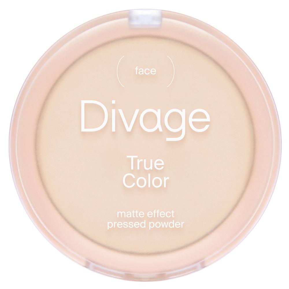 Пудра Divage True Color Powder (06) divage набор безупречная матовость