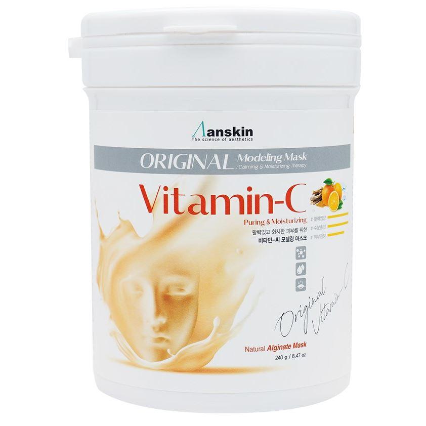Маска Anskin Vitamin-C Modeling Mask недорого