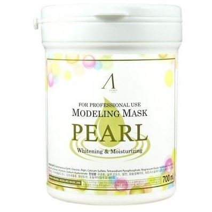 Маска Anskin Pearl Modeling Mask игра djeco шнуровка зверюшки