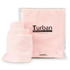 Сопутствующие товары Anskin Turban Pink (1 шт, White) сопутствующие товары gehwol hammerzehen polster links 0 1 шт левая