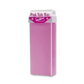 Воск Depileve Pink Talc Wax Cartridge (100 гр) воск depileve tamer wax 800 гр