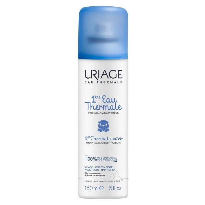 Вода Uriage Bebe 1st Thermal Water крем uriage bebe 1st mineral cream spf50
